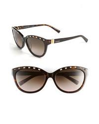 Темно-коричневые солнцезащитные очки