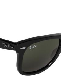 Мужские темно-коричневые солнцезащитные очки от Ray-Ban   Где купить ... 193a20aed11