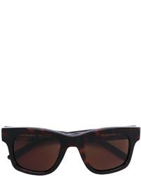 Женские темно-коричневые солнцезащитные очки от Sun Buddies