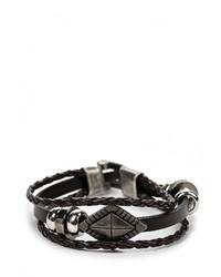Женский темно-коричневый браслет от Taya