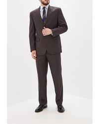 Темно-коричневый костюм от Mishelin