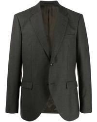 Мужской темно-коричневый пиджак от Tiger of Sweden