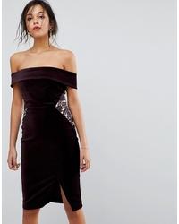 83ac7343d0dd300 Купить темно-красное бархатное платье - модные модели платьев (465 ...