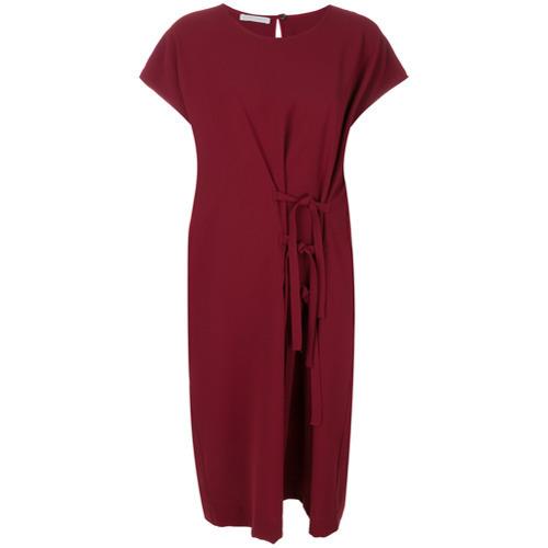 9ca9def84b3fdaa Темно-красное повседневное платье от Societe Anonyme, 17 922 руб ...