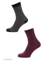 Мужские темно-красные носки от Malerba