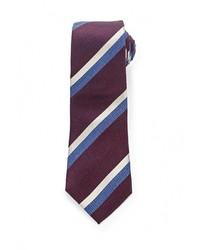 Мужской темно-красный галстук от Banana Republic
