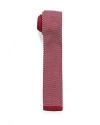 Мужской темно-красный галстук от Piazza Italia