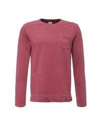 Мужской темно-красный свитер с круглым вырезом от Gap