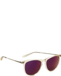 Темно-пурпурные солнцезащитные очки
