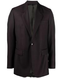 Мужской темно-пурпурный пиджак от Acne Studios