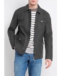 Мужская темно-серая джинсовая куртка от FiNN FLARE