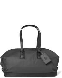 80362d5718d4 ... Мужская темно-серая дорожная сумка из плотной ткани от Dunhill ...