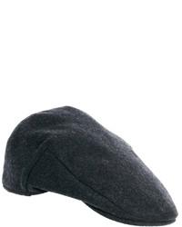 Мужская темно-серая кепка от Asos