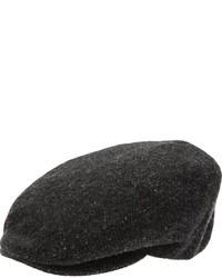 Мужская темно-серая кепка от Dolce & Gabbana
