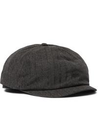 Мужская темно-серая кепка от RRL