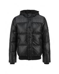 Мужская темно-серая куртка-пуховик от adidas Neo