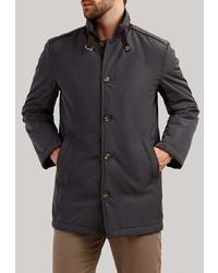 Мужская темно-серая куртка-пуховик от FiNN FLARE