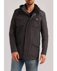 Темно-серая полевая куртка от FiNN FLARE