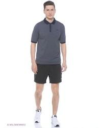 Мужская темно-серая футболка-поло от Nike