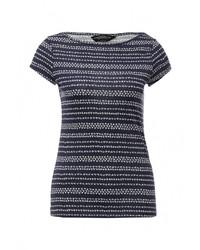 Женская темно-серая футболка с круглым вырезом от Dorothy Perkins