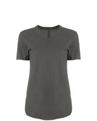 Женская темно-серая футболка с круглым вырезом от Lost & Found Rooms