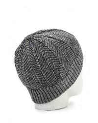 Мужская темно-серая шапка от Baon