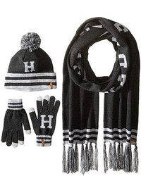 Детская темно-серая шапка для мальчиков от HUF
