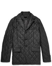Купить мужскую стеганую куртку Burberry - модные модели курток ... da47f6ec3b0
