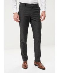 Темно-серые брюки чинос от Absolutex