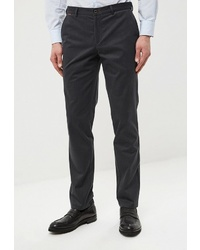 Темно-серые брюки чинос от Bazioni