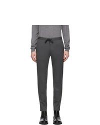 Темно-серые брюки чинос от BOSS