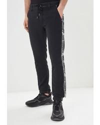 Темно-серые брюки чинос от Karl Lagerfeld Denim