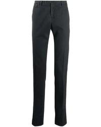 Темно-серые брюки чинос от Pt01