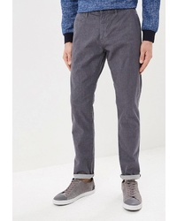 Темно-серые брюки чинос от Tom Tailor