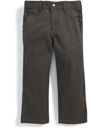 Темно-серые брюки