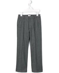 Детские темно-серые брюки для мальчику от Il Gufo