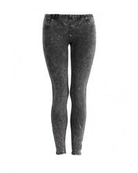 Женские темно-серые джинсы скинни от Emoi