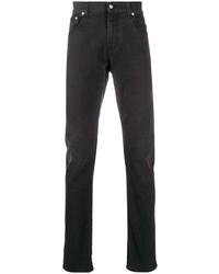 Мужские темно-серые джинсы от Alexander McQueen