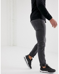 Мужские темно-серые джинсы от BOSS