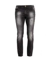 Мужские темно-серые джинсы от Bruebeck