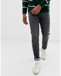 Мужские темно-серые джинсы от Celio