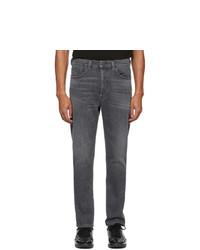Мужские темно-серые джинсы от Diesel