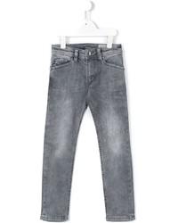 Детские темно-серые джинсы для мальчику от Diesel