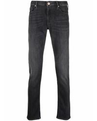 Мужские темно-серые джинсы от Emporio Armani