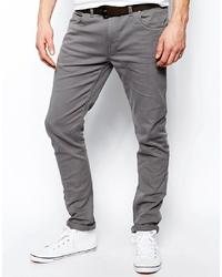 Мужские темно-серые джинсы от Farah