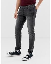 Мужские темно-серые джинсы от Jack & Jones
