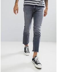 Мужские темно-серые джинсы от Lee