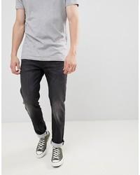Мужские темно-серые джинсы от Levi's