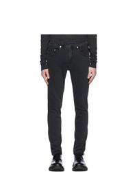 Мужские темно-серые джинсы от Neil Barrett