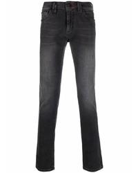 Мужские темно-серые джинсы от Philipp Plein